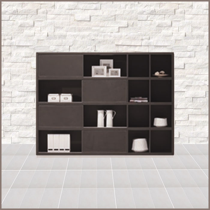 Book Case: SG-36  2432Wx390Dx1859H