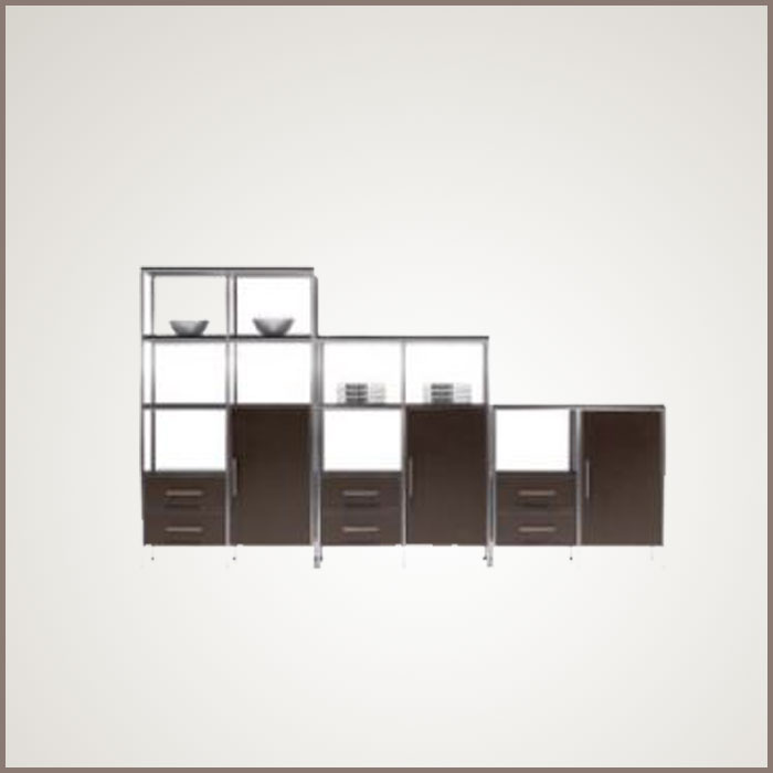 Cabinet: SG-10:  1000Wx400Dx1617H,