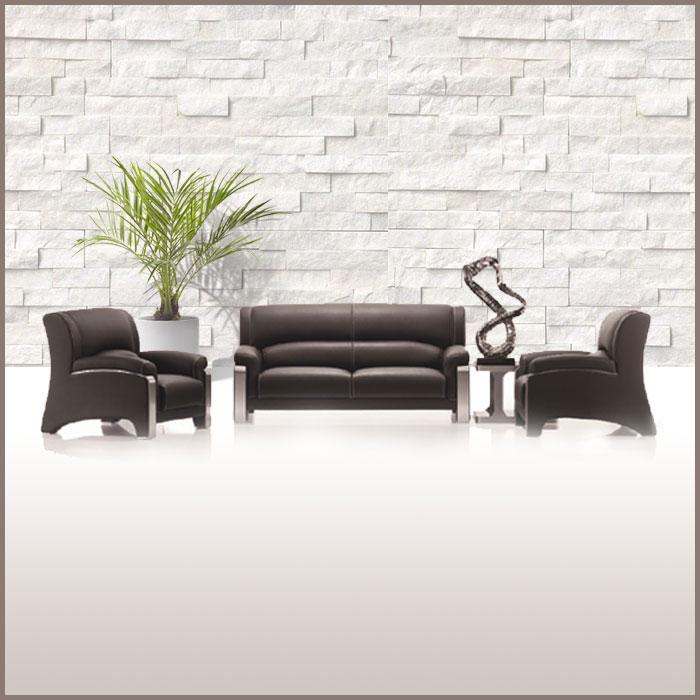 Sofa: S-17: 1860Wx975Dx900H