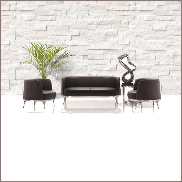 Sofa: S-19: 1630Wx830Dx715H