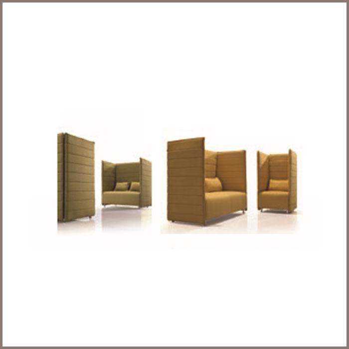 Sofa: S-51 2: 1174Wx650Dx1380H