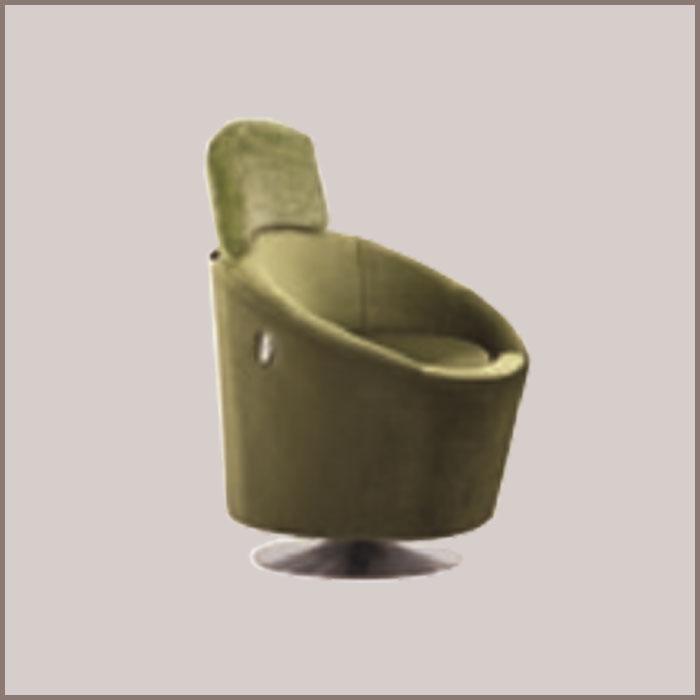 Sofa: S-55RA: 760Wx770Dx1070H