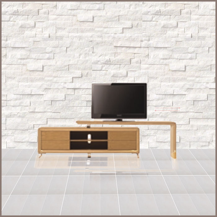 Low Cabinet: 2600Wx450Dx580/475H