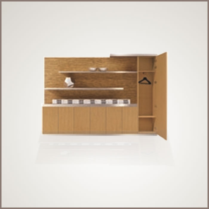 Book Case: CG-22: 3005Wx396Dx2070H
