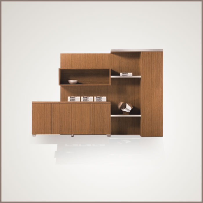 Book Case: CG-25: 3005Wx396Dx2070H