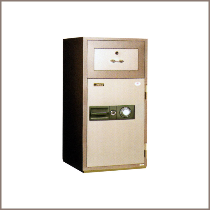 PSGL-100: 610Wx630Dx1090H,NET WT. : 290 Kgs. CAPACITY : 343.8 Liters ACCESSORIES : 1 Drawer with key JIS FIRE RATING : 2 Hrs.