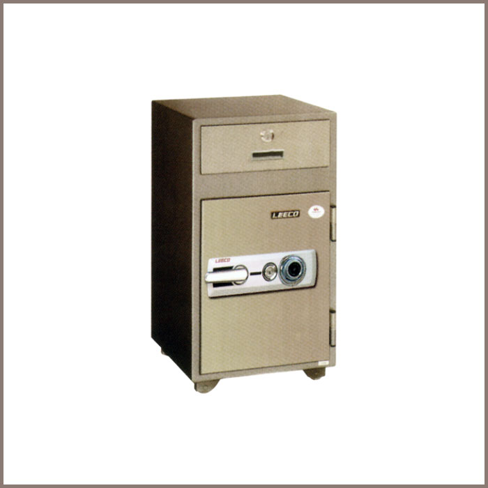 PD-50: 463Wx512Dx901H, NET WT. : 130 Kgs. CAPACITY : 47 Liters ACCESSORIES : 1 Drawer with key JIS FIRE RATING : 2 Hrs.