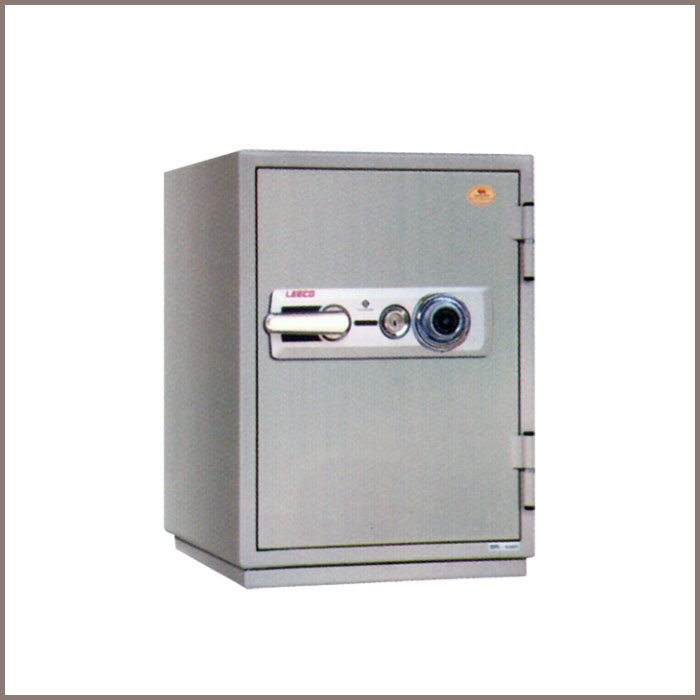 3090: 463Wx504Dx638H,NET WT. : 120 Kgs. CAPACITY : 50 Liters ACCESSORIES : 1 Drawer with key, 1 Shelf JIS FIRE RATING : 2 Hrs.