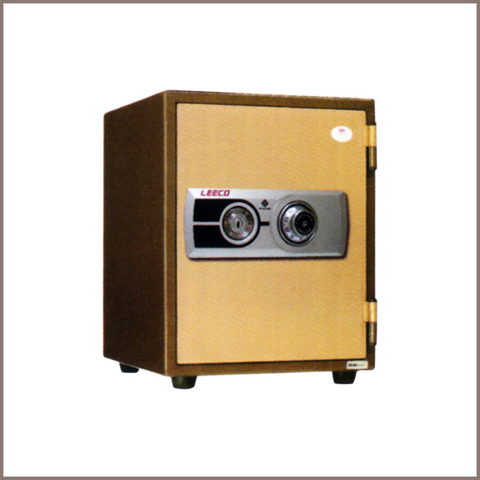 NES-20, NES-20 Alam: 430Wx486Dx526H, NET WT. : 70 Kgs. CAPACITY : 37.7 Liters ACCESSORIES : 1 Shelf JIS FIRE RATING : 2 Hrs.
