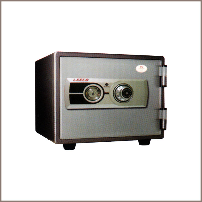 NES-10, NES-10 Alam: 416Wx398Dx364H, NET WT. : 42 Kgs. CAPACITY : 15.6 Liters ACCESSORIES : 1 Tray JIS FIRE RATING : 1 Hrs.