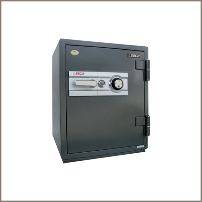 3700 : 590Wx592Dx730H,NET WT. : 155 Kgs. CAPACITY : 89 Liters ACCESSORIES : 1 Drawer with key, 1 Shelf JIS FIRE RATING : 2 Hrs.