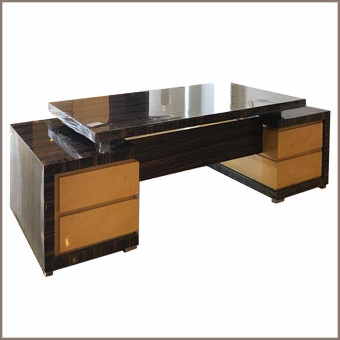 Executive Desk HS0988,W2400xD1000xH760