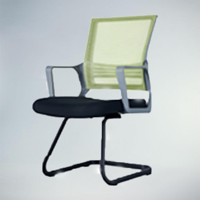 Office Chair  F483C-BLACK    W540xD630xH890MM