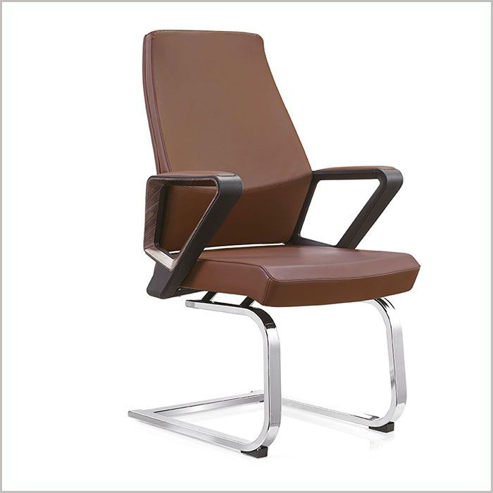 Office Chair  W18203C-D.BEIG PU   W600xD680xH950MM