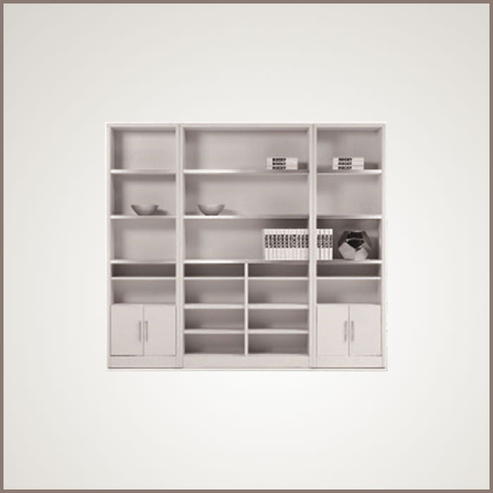 Book Case: SG-25:  2500Wx390Dx2210H