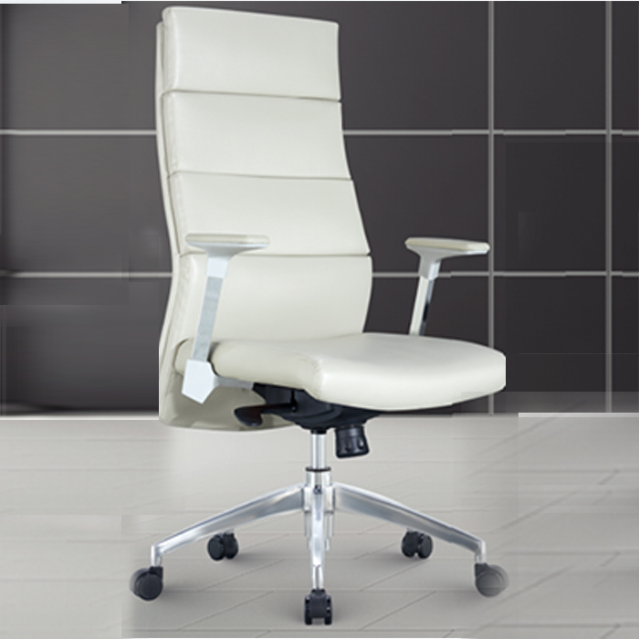 Office Chair F1820A-BLACK PU    W620xD660xH1250MM